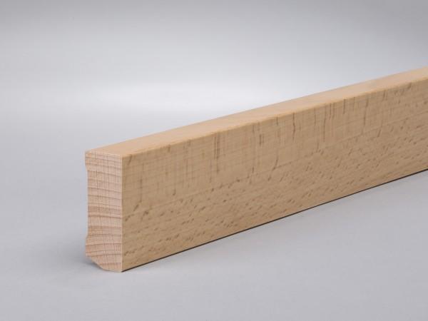 Buche 40x16 mm Oberkante gerade