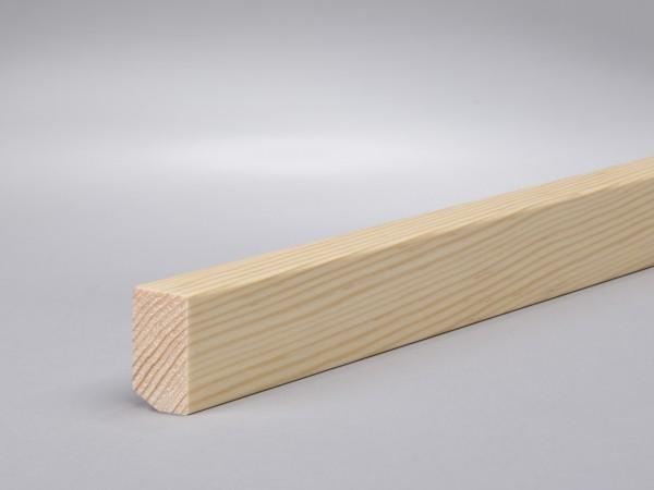 Kiefer 25x15 mm Oberkante gerade