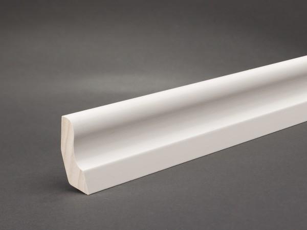 Profil 114 Massivholz weiß