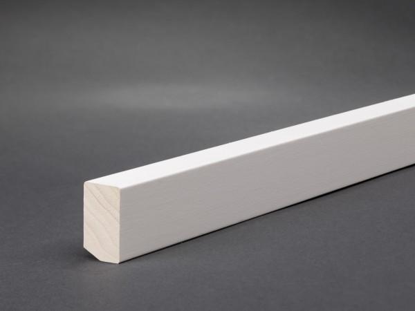Profil 785 Massivholz weiß