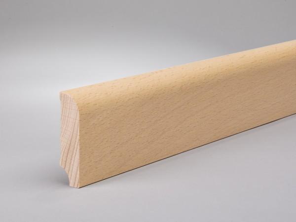 Buche 60x16 mm Oberkante abgerundet