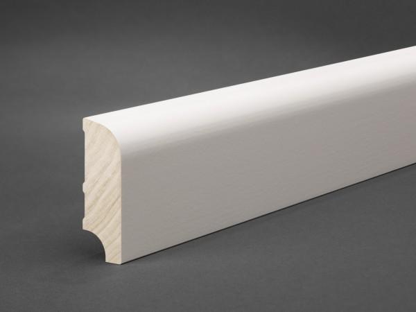 Profil 119 Massivholz weiß