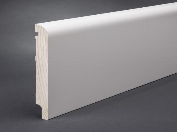 Profil 1120 Massivholz weiß