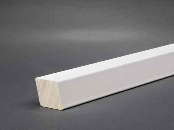 Profil 1060 Massivholz weiß