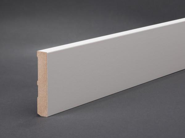 MDF 60x12 mm (ohne Folie) Oberkante gerade