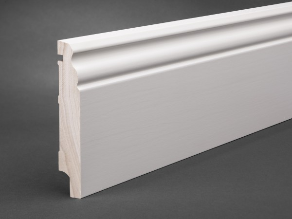 Profil 138 Massivholz weiß