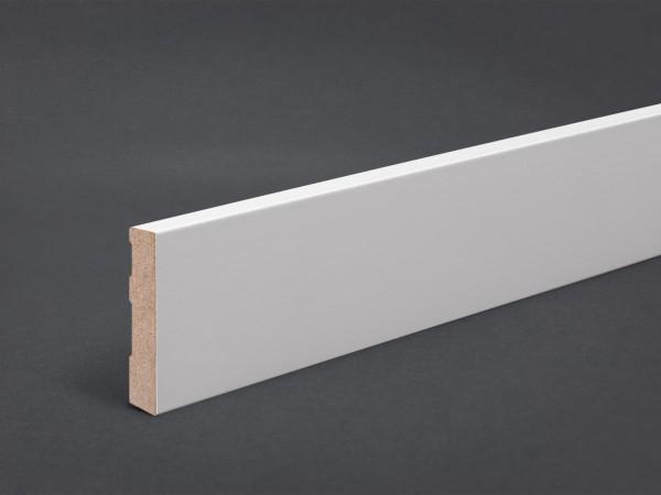 MDF 60x10x2400 mm Oberkante gerade (ohne Folie)