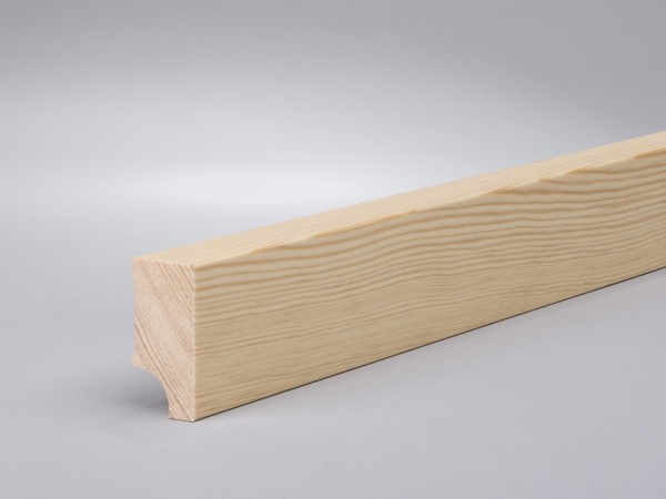 Kiefer 40x20 mm Oberkante gerade
