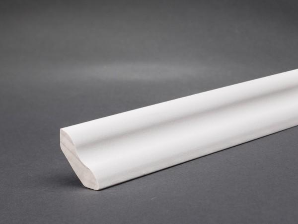 Profil 126 Massivholz weiß